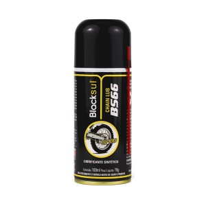 LUBRIFICANTE CHAIN LUB BS66 OFF-ROAD BLACKSUL 100ML